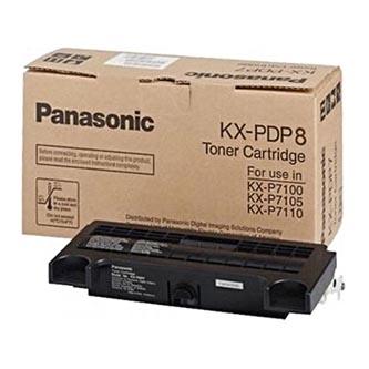 Renovace toner KX-PDP8, black, 4000str., pro Panasonic 7100, 7105, 7110, nutno dodat prázdnou cartridge, R