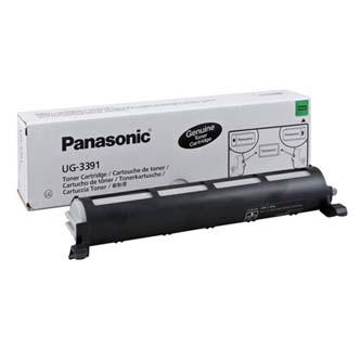 Panasonic originální toner UG-3391, black, 3000str., Panasonic Fax UF-4600, UF-5600, O