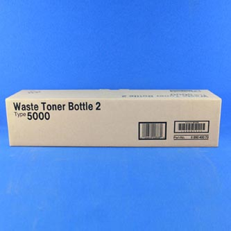 Ricoh originální odpadní nádobka 400868, B0516311, CL5000, NRG DSC 224, 120000str.