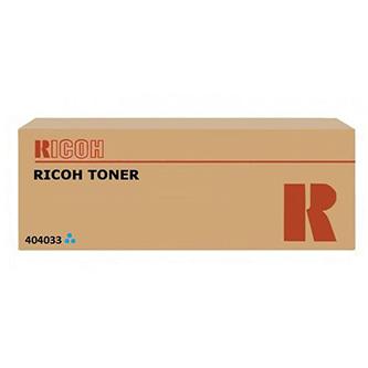 Ricoh originální toner 404033, cyan, Ricoh Aficio DDP 184