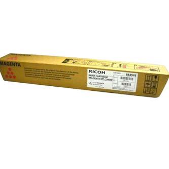 Ricoh originální toner 888642, 884948, magenta, 15000str., Ricoh MPC 2000, 2500,