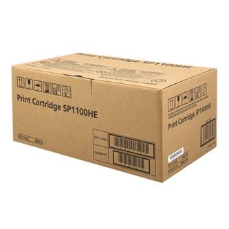 Ricoh originální toner 406572, black, 4000str., high capacity, Ricoh Aficio SP11