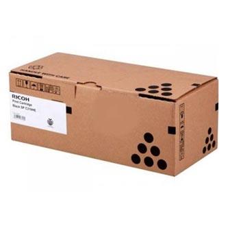 Ricoh originální toner 406523, black, 2500str., 406464, low capcity, Ricoh SP340