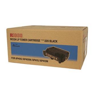 Ricoh originální toner 403074, black, 7500str., low capacity, Ricoh Aficio SP 41