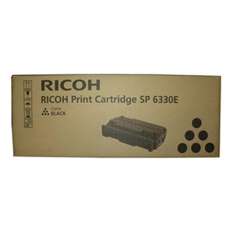 Ricoh originální toner 406649, 821231, black, Ricoh Aficio AP 6330