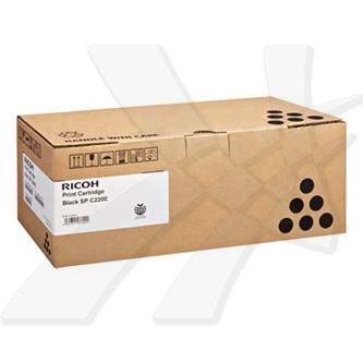 Ricoh originální toner 406765, 406052, 406140, black, 2000str., Ricoh Aficio SPC