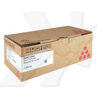 Ricoh originální toner 406767, 406054, 406146, magenta, 2000str., Ricoh Aficio S