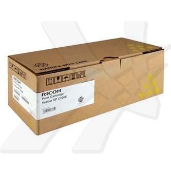 Ricoh originální toner 406768, 406055, 406147, yellow, 2000str., Ricoh Aficio SP
