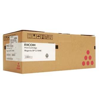 Ricoh originální toner 406481, magenta, 6000str., Ricoh SP C310, C311, C312, SP