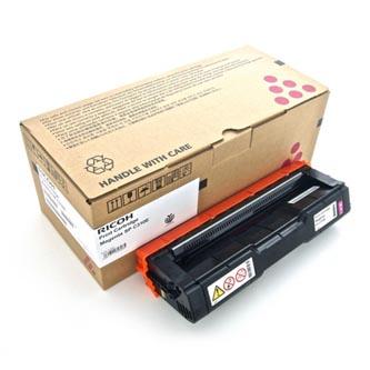 Ricoh originální toner 406350, magenta, 2500str., low capacity, Ricoh SP C310, C