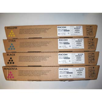 Ricoh originální toner 821058, 820116, black, Ricoh SP C820, 821DN