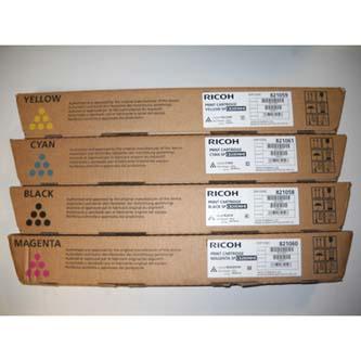 Ricoh originální toner 820119, 821061, cyan, Ricoh SP C820, 821DN
