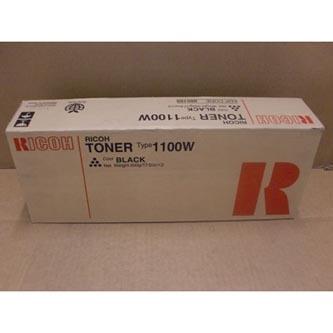 Ricoh originální toner 885165, black, Typ 1100W, Ricoh FW 7030D