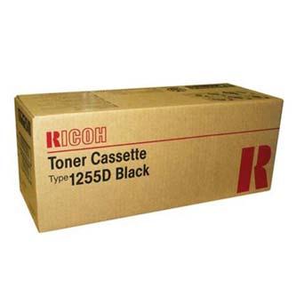 Ricoh originální toner 411073, black, 7000str., Typ 1255D, Ricoh Aficio FX12, 12