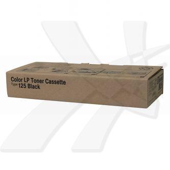 Ricoh originální toner 400838, black, 5000str., Typ 125, Ricoh Aficio CL-2000, 3000, DN, 3100N, DN