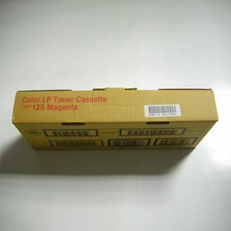 Ricoh originální toner 400840, magenta, 5000str., Typ 125, Ricoh Aficio CL-3000,