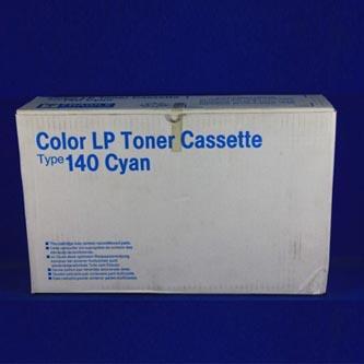 Ricoh originální toner 402098, cyan, 6500str., Typ 140, Ricoh CL1000, CL800, SPC