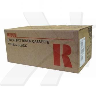 Ricoh originální toner 430291, black, 4500str., Typ 1435D, Ricoh Laserfax 1800L,