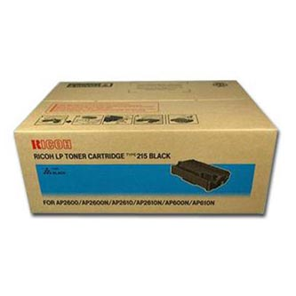 Ricoh originální toner 400760, black, 20000str., Typ 215, Ricoh Aficio AP-2600,