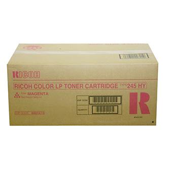 Ricoh originální toner 888314, magenta, 15000str., Typ 245, Ricoh Aficio CL-4000