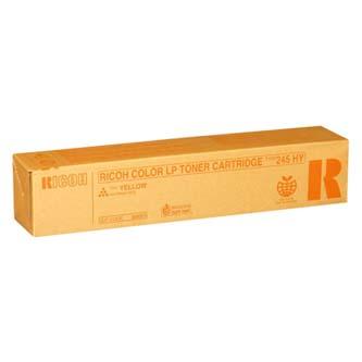 Ricoh originální toner 888313, yellow, 15000str., Typ 245, Ricoh Aficio CL-4000,