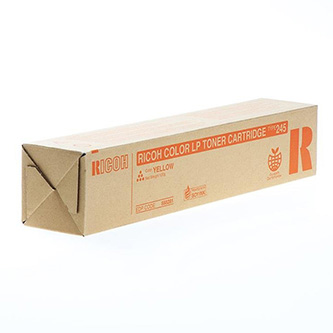 Ricoh originální toner 888281, yellow, 5000str., Typ 245, Ricoh Aficio CL-4000,