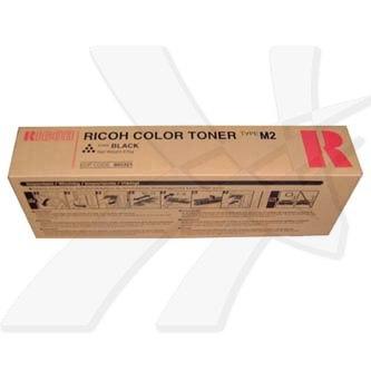 Ricoh originální toner 885321, black, 25000str., Typ M2, Ricoh Aficio 1224C, 123