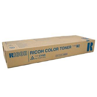 Ricoh originální toner 885324, cyan, 17000str., Typ M2, Ricoh Aficio 1224C, 1232
