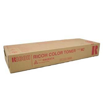 Ricoh originální toner 885323, magenta, 17000str., Typ M2, Ricoh Aficio 1224C, 1