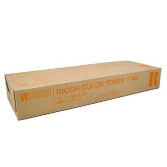 Ricoh originální toner 885322, yellow, 17000str., Typ M2, Ricoh Aficio 1224C, 12