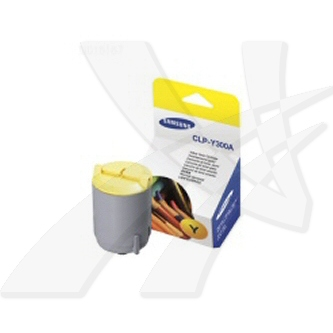 Samsung toner bar CLP-Y300A pro CLP-300 yellow - 1000str.