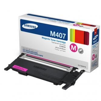 Samsung originální toner CLT-M4072S, magenta, 1000str., Samsung CLP-320, 325, CLX-3185