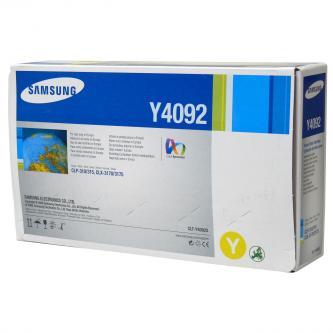 Samsung toner bar CLT-Y4092S pro CLP-310/15 yellow - 1000str.