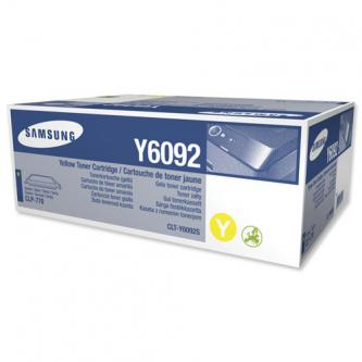 Samsung toner bar CLT-Y6092S pro CLP-770 yellow - 7000str.