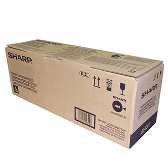 Sharp originální toner DX20GTBA, black, 5000str., Sharp DX2500N