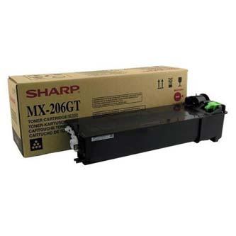 Sharp originální toner MX-206GT, black, 16000str., Sharp MX-M160D, MX-M200D