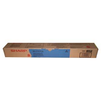 Sharp originální toner MX-23GTCA, cyan, 10000str., Sharp MX-2010U, MX-2310U, MX-2314N, MX-