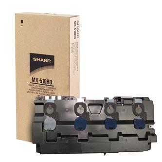 Sharp originální odpadní nádobka MX-510HB, MX-4112Nx/5112Nx, 50000str.