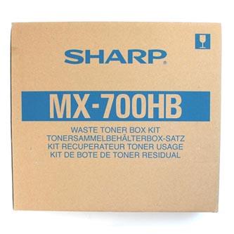 Sharp originální odpadní nádobka MX700HB, MX-5500N, MX-6200N, MX-6201N, MX-7000N, MX-7001N, 100000str.