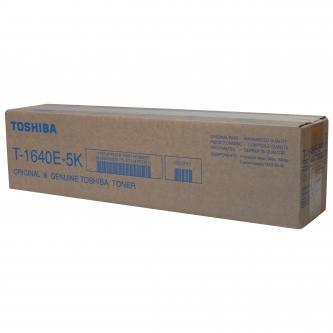 Toshiba originální toner T1640E5K, black, 5000str., 6AJ00000023, Toshiba e-Studio 163, 166, 200, 203, 205, 190g, O