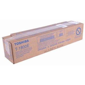 Toshiba originální toner T1800E, black, 5000str., 6AJ00000212, 6AJ00000085, Toshiba e-Studio 18, O