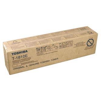 Toshiba originální toner T1810E, black, 24500str., 6AJ00000058, 6AJ00000213, Toshiba e-Studio 181, 182, 211, 212, 242, O
