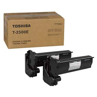 Toshiba originální toner T2500, black, Toshiba e-Studio 20, 25, 200, 250, 500g, O