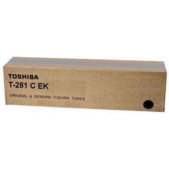 Toshiba originální toner T281CEK, black, 20000str., 6AJ00000041, Toshiba e-Studio 281c, 351e, 451e, 675g, O