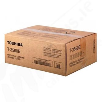 Toshiba originální toner T3560, 66062048, black, 60066062048, Toshiba 3560, 3570, 4560, 500g, O