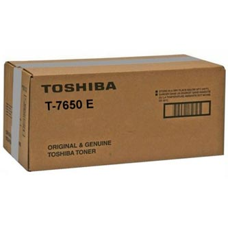 Toshiba originální toner T7650E, black, 45000str., Toshiba 7650, 7660, 1350g