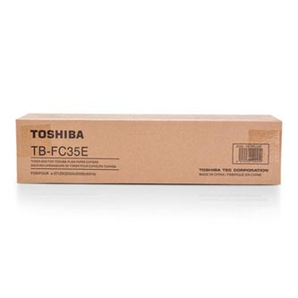 Toshiba originální odpadní nádobka TB-FC35E, 6AG00001615, e-Studio 2500C, 3500, 3500C, 3510C+E40
