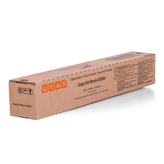 Utax originální toner 662510010, black, 12000str., Utax 2550ci, O