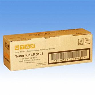 Utax originální toner 4412810010, black, 4000str., Utax LP 3128, 4128, O