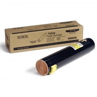 Xerox originální toner 106R01162, yellow, 25000str., Xerox Phaser 7760, O